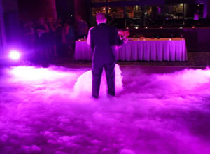 co2 blast cannon img - DJ MC Lighting photobooth Services